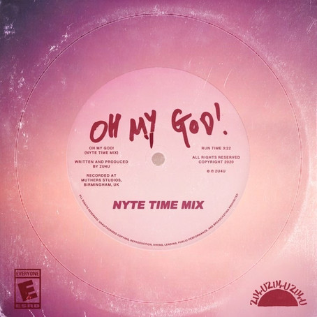 🥈 DiSCOVERY Silver Award - 'Oh My God! (Nyte Time Mix)'