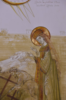 The Holy Empress Helena discovering the Holy Cross (detail)