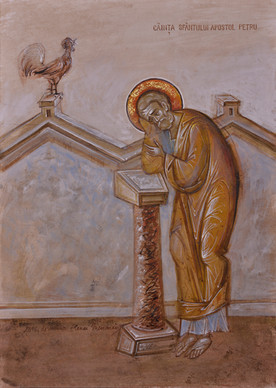 Repentance of the Holy Apostle Peter