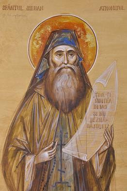 Saint Siluan the Athonite