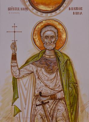 The Holy Martyr Menas
