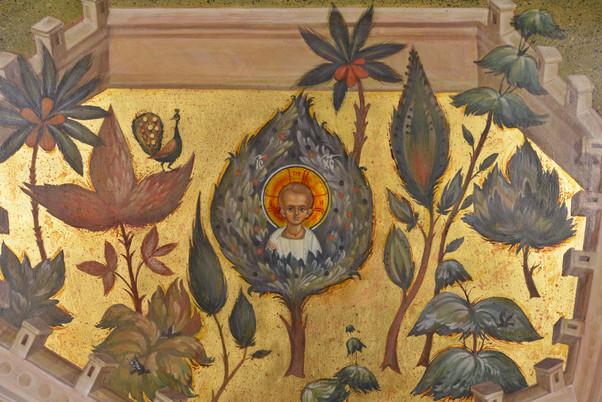 Garden of Eden (detail)