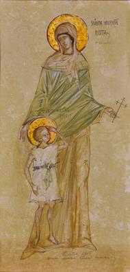 Saint Iulita and Chiric