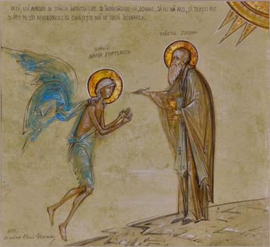 Communion of Saint Mary of Egypt