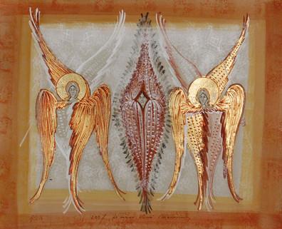 Cherubims and Seraphims Angels