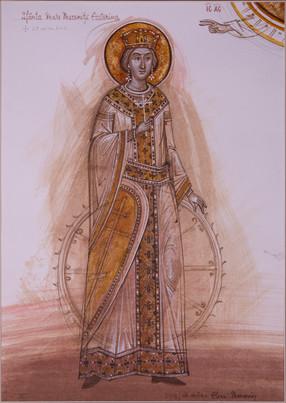 Saint Martyr Catherine