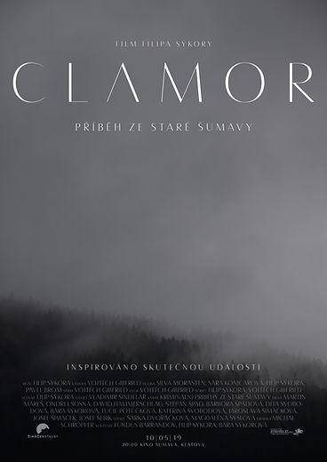 Film CLAMOR - plakát k filmu
