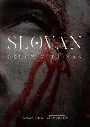 Film SLOVAN - plakát k filmu
