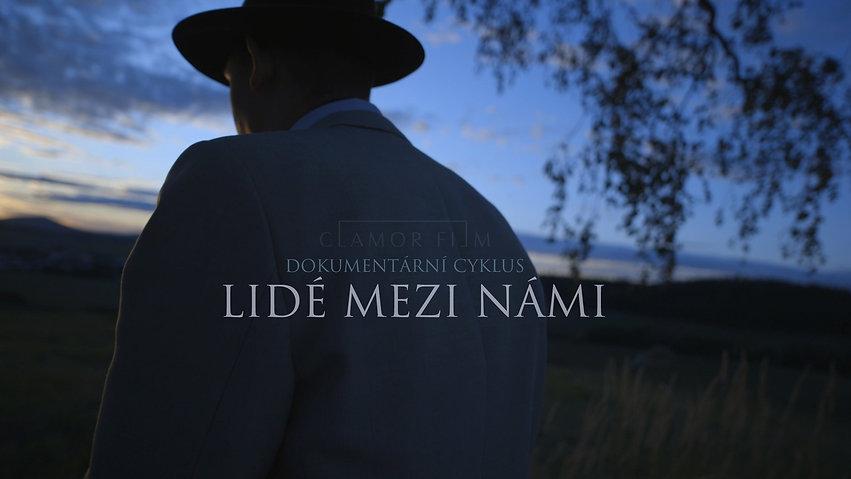 Dokument LIDÉ MEZI NÁMI - plakát