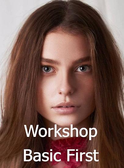 Workshop Basic First