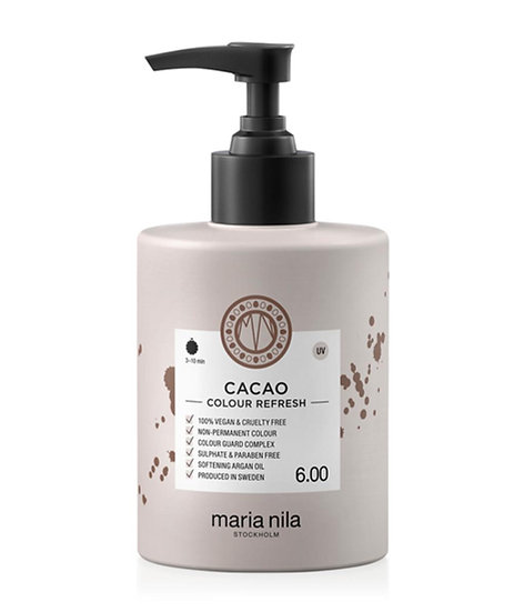 Maria Nila Colour Refresh Cacao 6.00