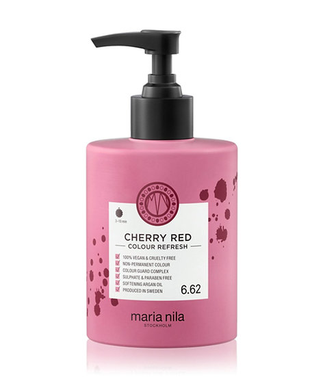 Maria Nila Colour Refresh Cherry Red 6.62