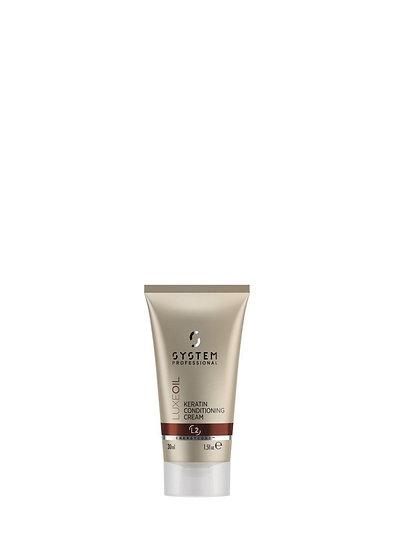 SP Energy Code LuxeOil Keratin Conditioner Cream 30ml