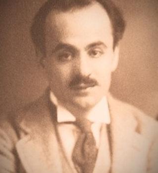 Arab American writer Khalil Gibran