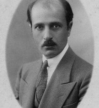 Arab American writer Mikhail Naimy