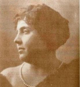 Arab American writer Afifa Karam