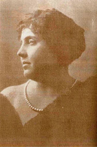 Early Arab American writer Afifa Karam