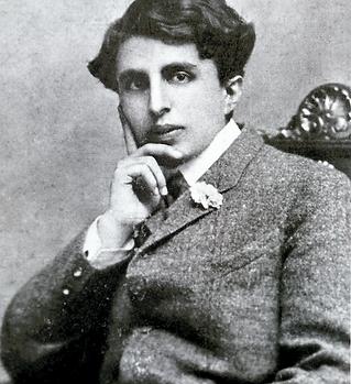 Arab American writer Ameen Rihani
