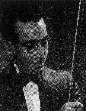 Arab American musician Naim Karakand