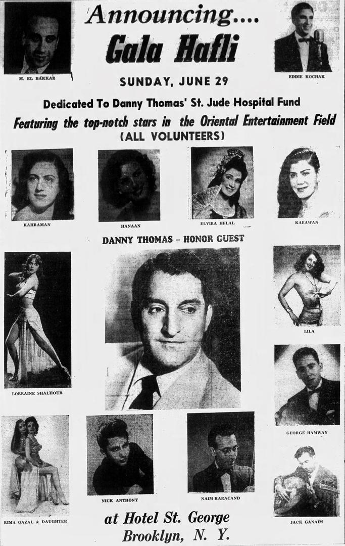 """The Caravan,"" May 22, 1958"