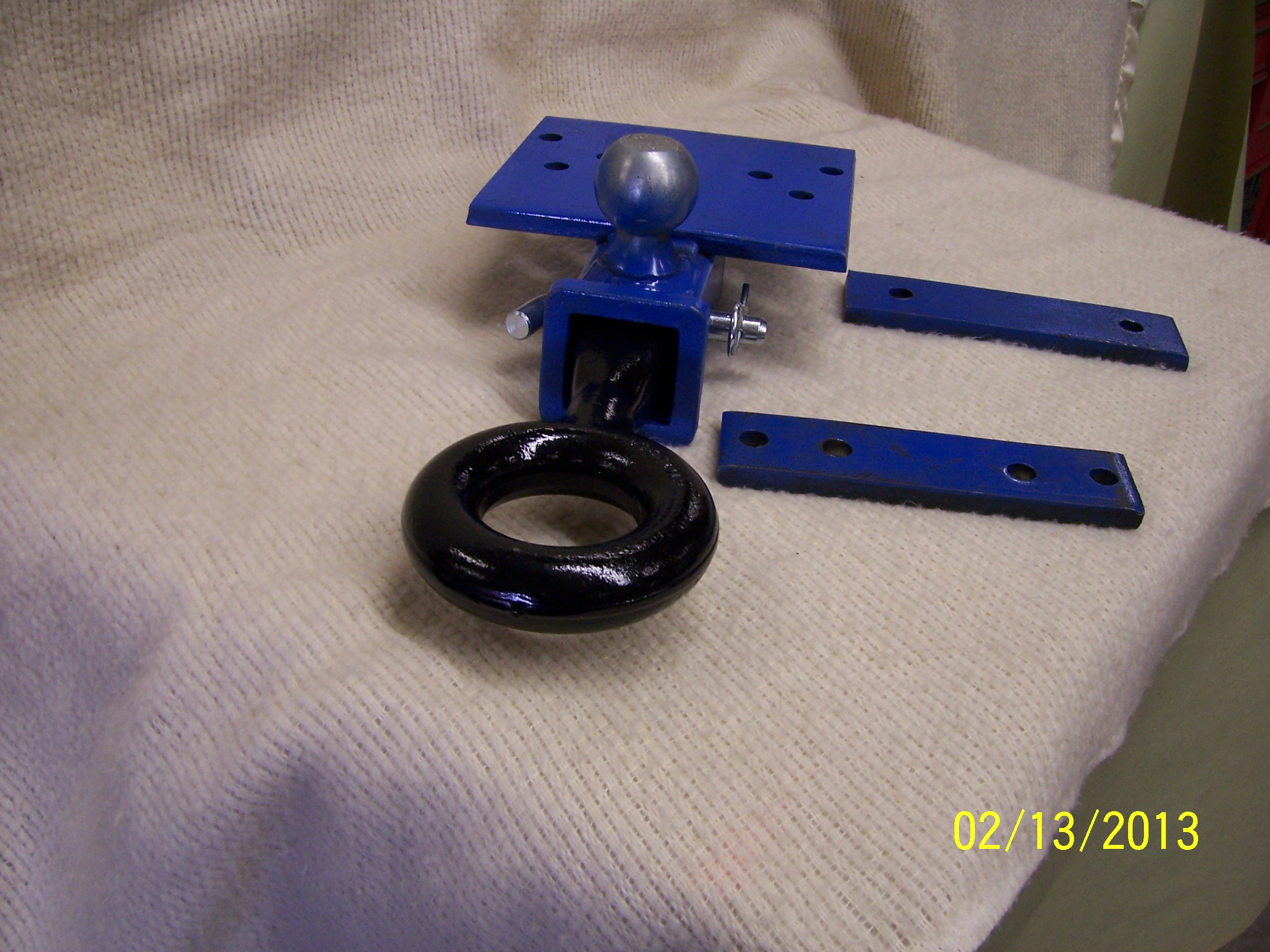 Pintle Adapter #2 Part # PA1