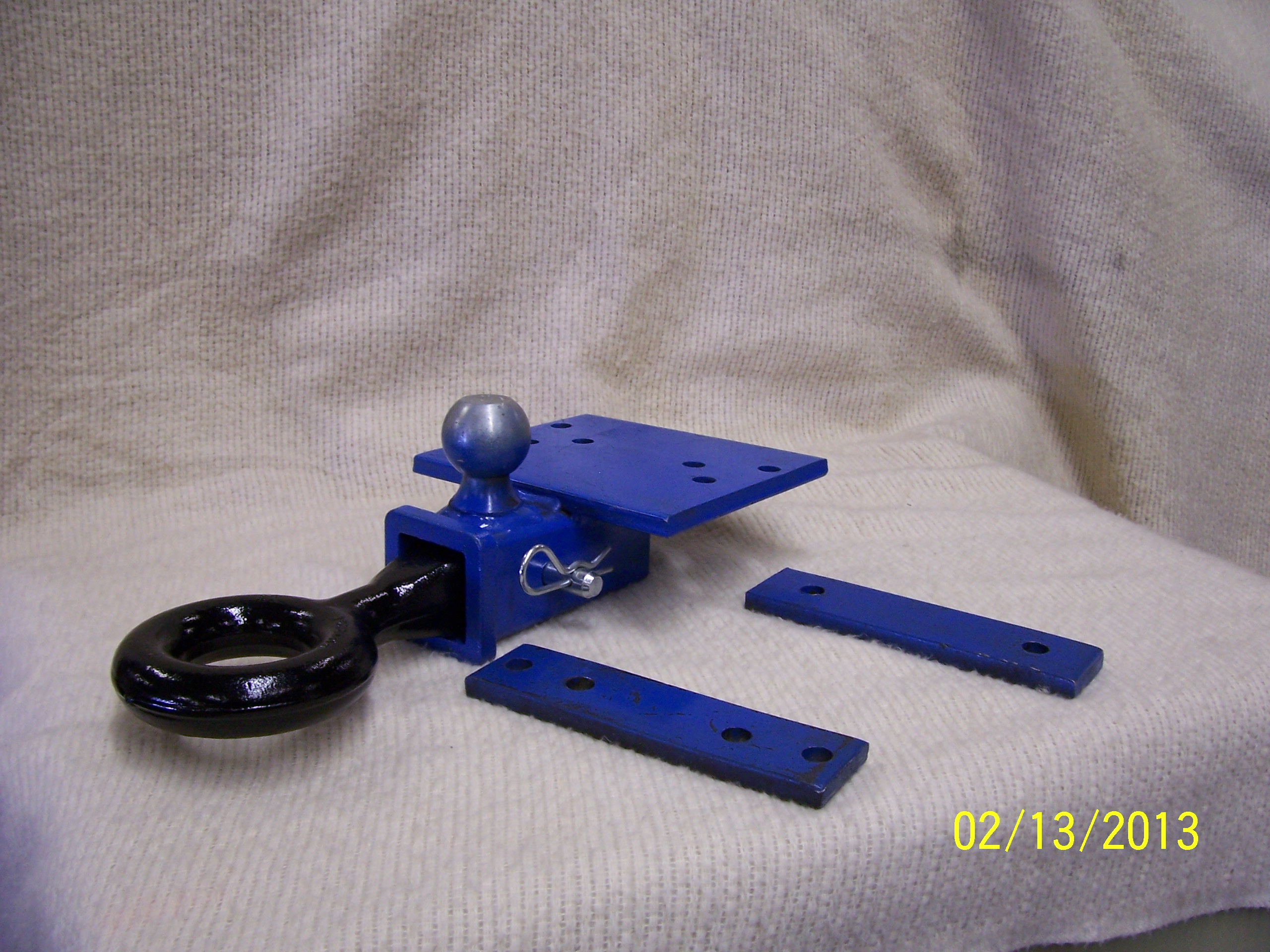 Pintle Adapter #1 Part # PA1