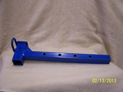 Long Drop Receiver with 6 inch tube Part # ADES1L