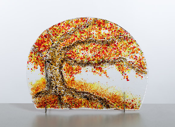 """Fall Tree of Life 6"""" Left Side"""