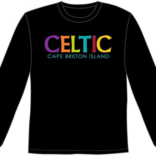 Celtic Long Sleeve T Shirt