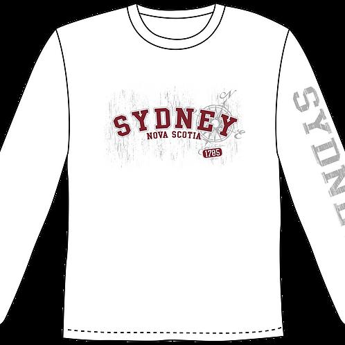 Driftwood Long Sleeve Sydney White