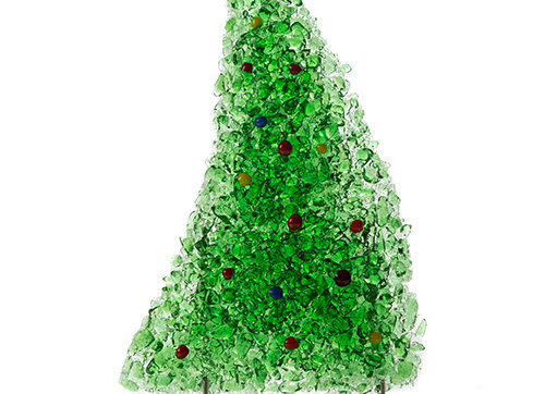 "6"" Or 10"" Christmas Tree"