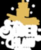 Sober Island Logo gold ship white text r
