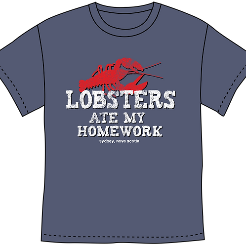 Lobster Ate my Homework (Youth)
