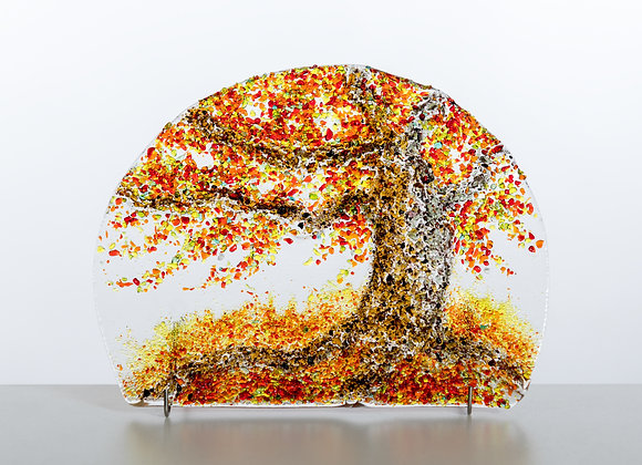 """Fall Tree of Life 6"""" Right Side"""