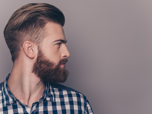 4 Elements to Matching Your Beard with Hair Styles