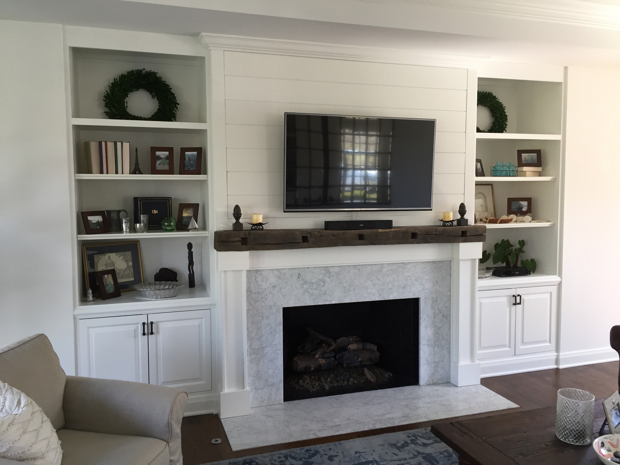 New Albany Fireplace