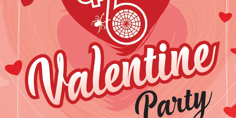Valentine Party FEB 9th, 2019 9pm-1am