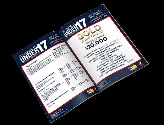 Hockey Canada Sponsor Booklet U-17-mocku