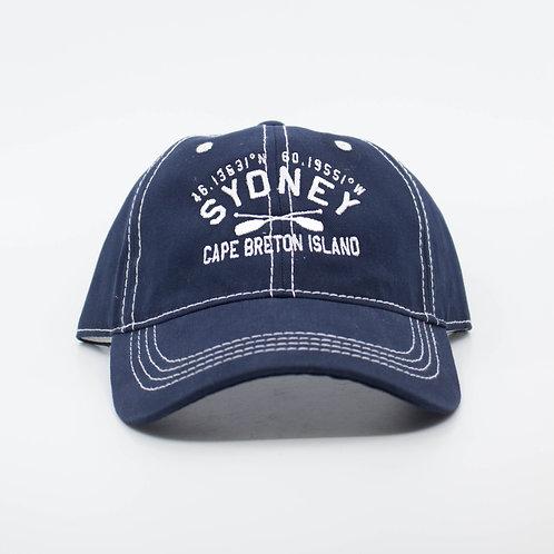 Sydney Row Club Ball Cap