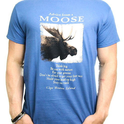 Advice from a Cape Breton Moose