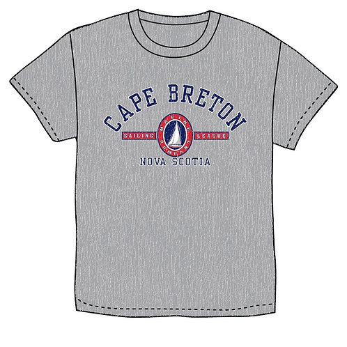 Cape Breton Island Sailing T-Shirt