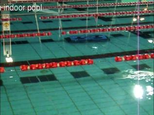 Robo-Max indoor 50 metre pool