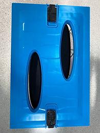 Base Plate Gen 3- excluding filter bag