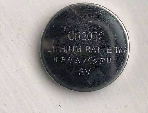 Batteries for remote control x 2