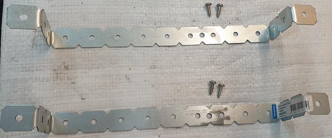 Control Box wall mounting kit