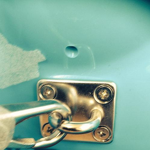 Upper Cover Bracket (Stainless Steel saddle bracket)