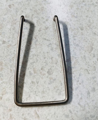 Base Plate Stainless Steel Retainer