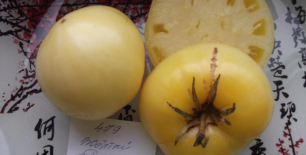 479 - Tom`s yellow wonder \ Желтый Том удивительный