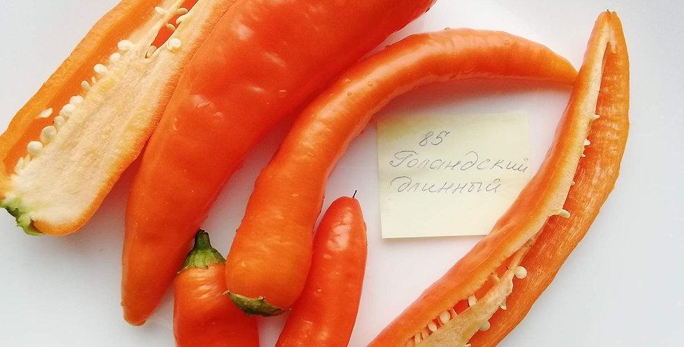 П 85 - Dutch long orange  / Голландский длинный оранжевый