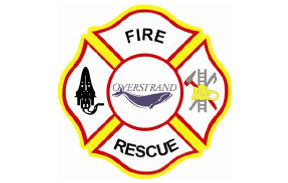 Pringle Bay Overstrand Firefighters logo